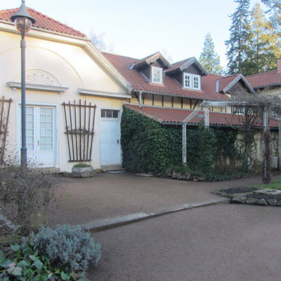 Teehaus Karthausgarten