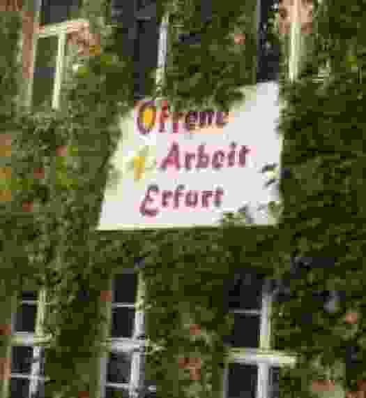Bild Offene Arbeit Erfurt