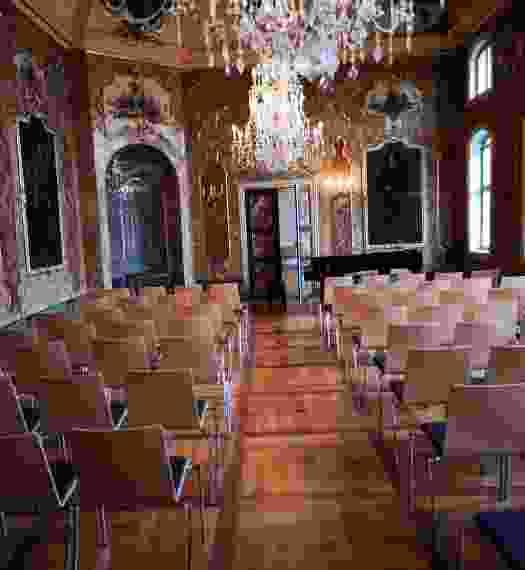 Bild Rokokosaal im Stadtschloss